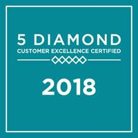 5 diamond certification, flooring, customer service